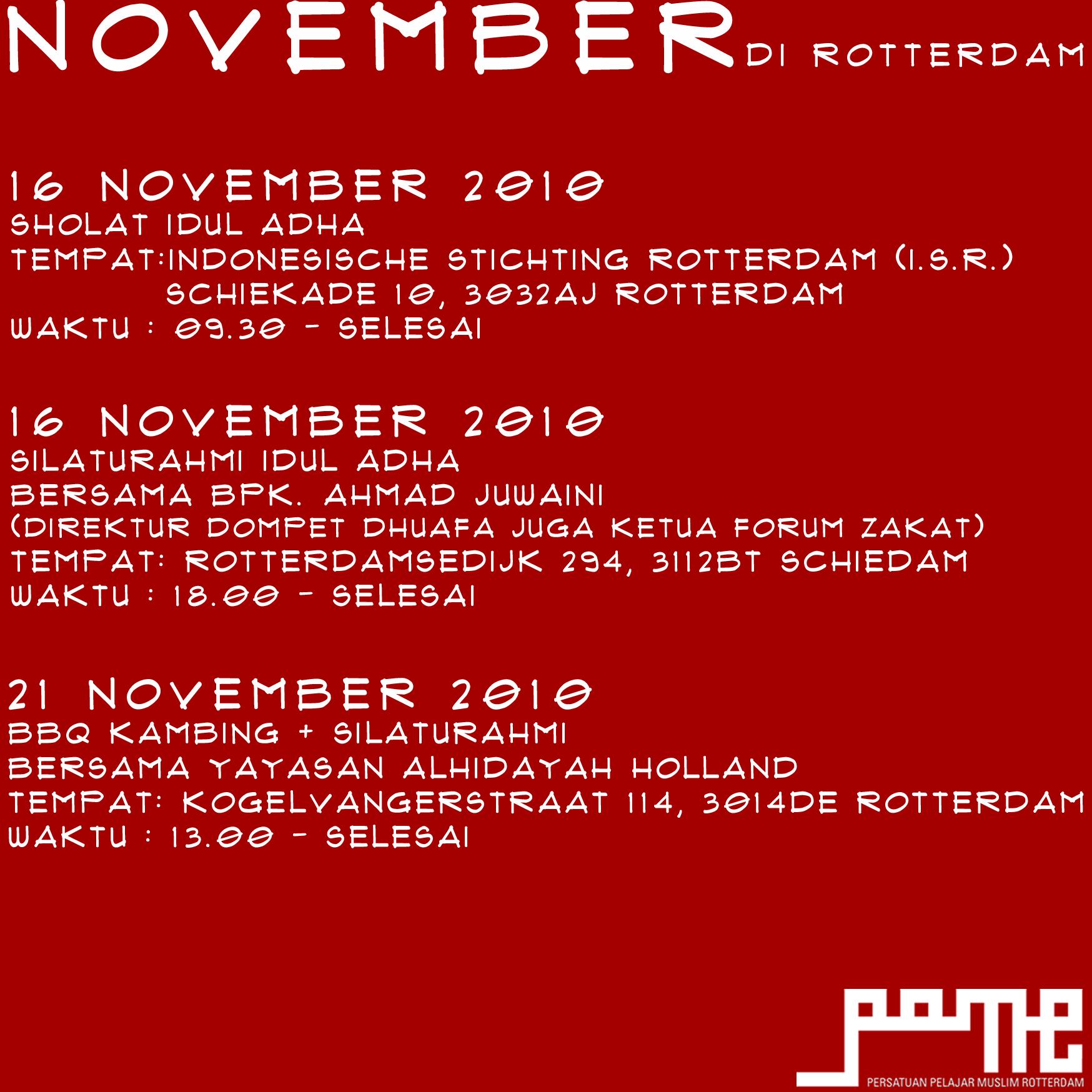 Ivan Pengajian Pelajar Muslim Rotterdam Halaman 14