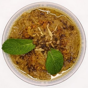 Haleem at Pista House and Shah Ghouse